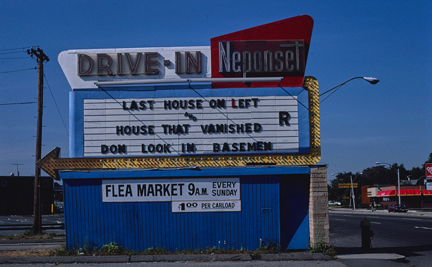Old Neponset Drive-in in Dorchester