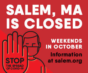 Salem is closed on weekends