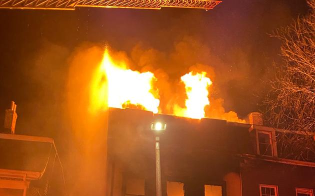 East 7th Street fire
