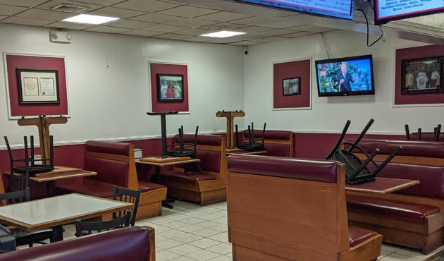 Deno's in West Roxbury