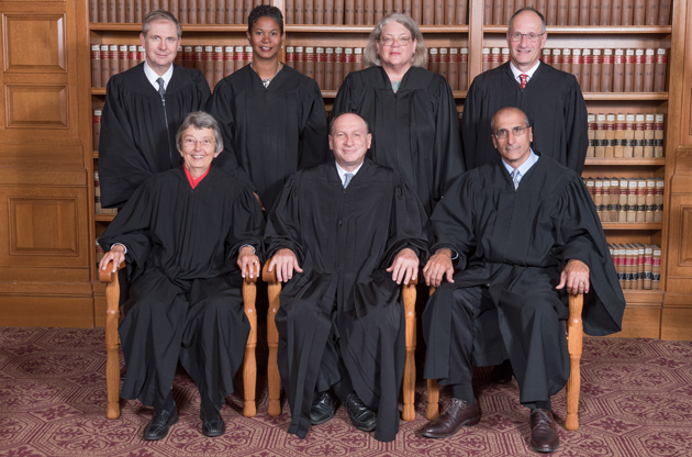 Supreme Judicial Court justices