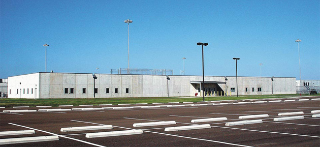 Federal prison in Mississippi