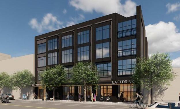 1121 Dorchester Avenue rendering