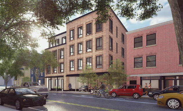 3409 Washington St. rendering