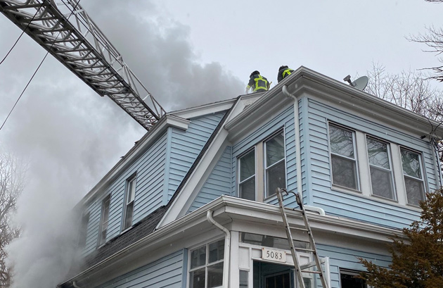 Washington Street fire