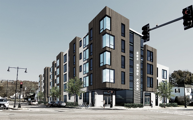 804 Hyde Park Avenue rendering