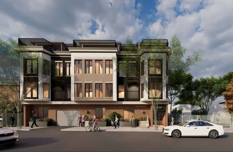 Bennington Street proposal