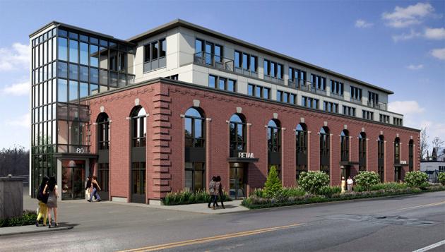 Bridge Street rendering