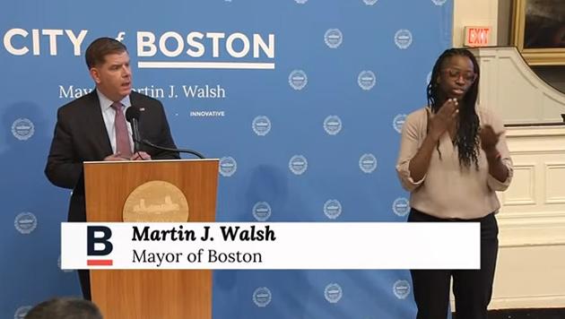 Walsh at his final press conference
