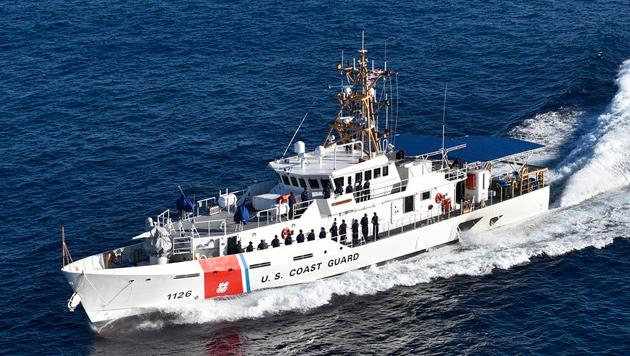 New Coast Guard cutter