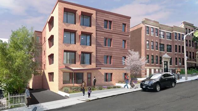 New rendering of Wales Street proposal