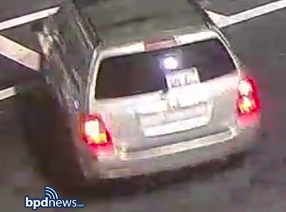 Car wanted in connection with Mattapan murder