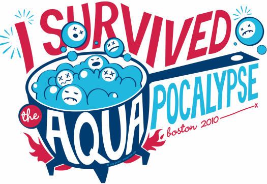 I survived the Aquapocalypse