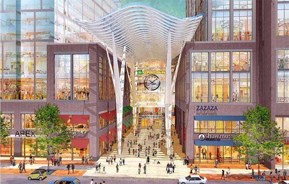 North Station to get a Star Market | Universal Hub
