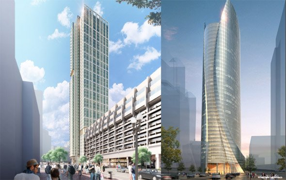 Government Center Garage Tower Developers Sick Of Old Boston