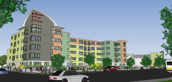 Madison Park Village proposal
