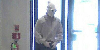 Needham bank robber sought