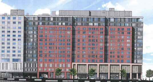 Parcel 1b project near North Station