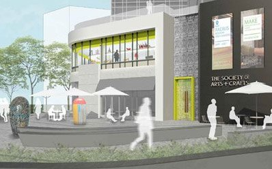 Proposed Society for Arts and Crafts in South Boston