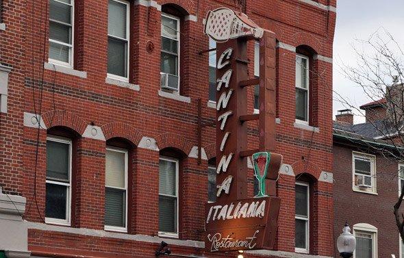 Cantina Italiana in Boston's North End