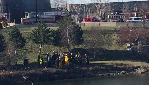 Body recovered from Fort Point Channel on the South Boston side