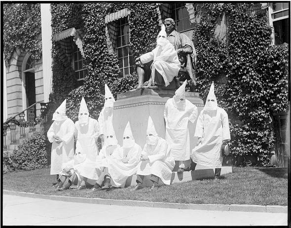 Klansman at Harvard