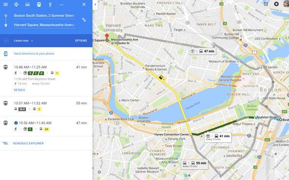 If the Orange Line isn't on Google Maps, does it still exist ... Does Google Maps on