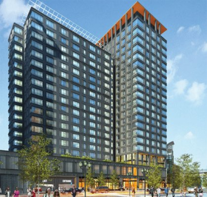 Waterside Place building approved for South Boston waterfront