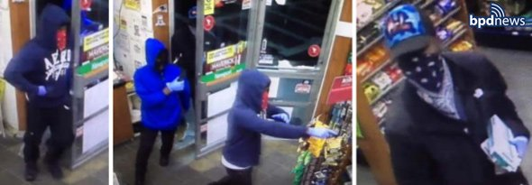 Wanted for armed robbery in Hyde Park, Roslindale and Roxbury