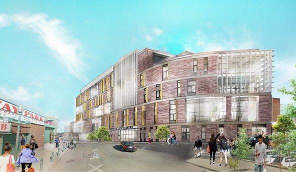 New Boston Arts Academy