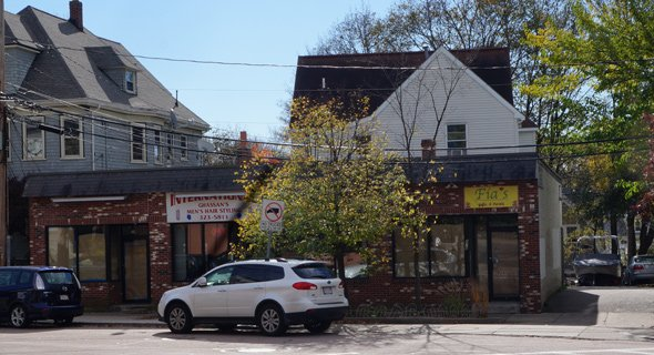 Roslindale storefronts to be replaced