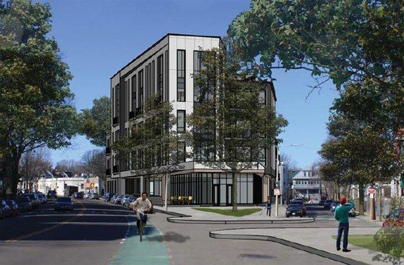 500 Talbot Ave. rendering