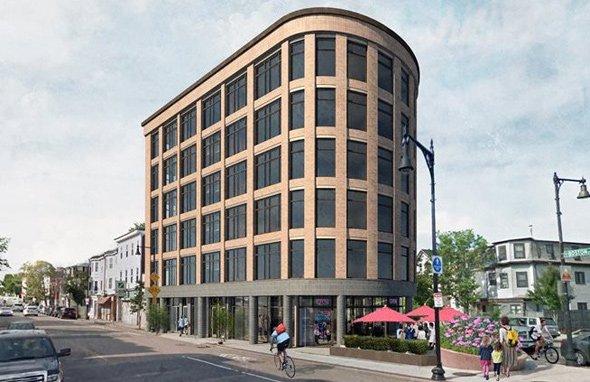 603 Dorchester Ave. rendering