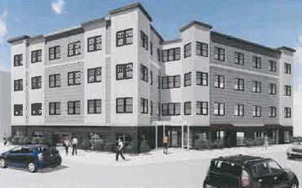 Rendering of proposed 775 Morton St.
