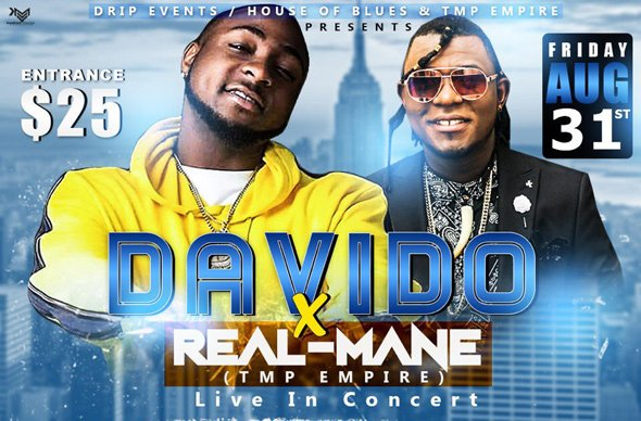 Davido and TMP
