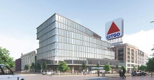 New look for Kenmore Square block
