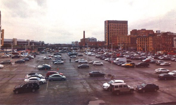 Seaport parking lot to become Amazon tower