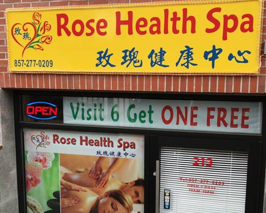 Rose Health Spa