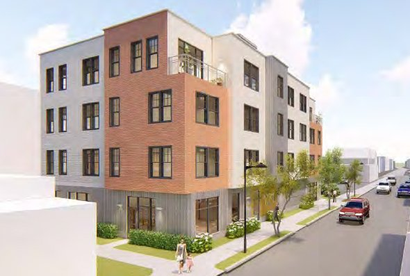 121 Brookside Ave. architect's rendering