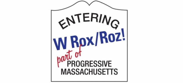 Progressive West Roxbury/Roslindale Logo