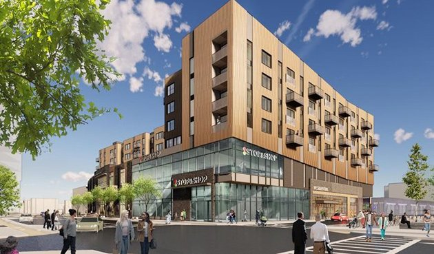 Allston Yards rendering