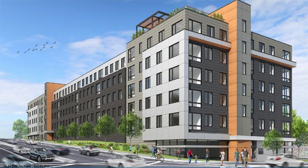 Common Allbright proposal in Allston