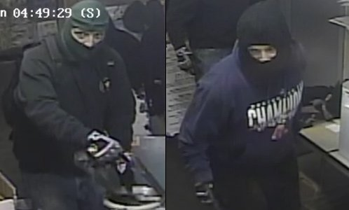 Wanted for Corrib Pub safe robbery