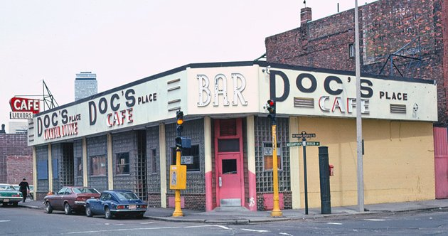 Doc's Place, sometime after 1970