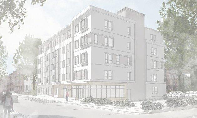 Leyland Street rendering