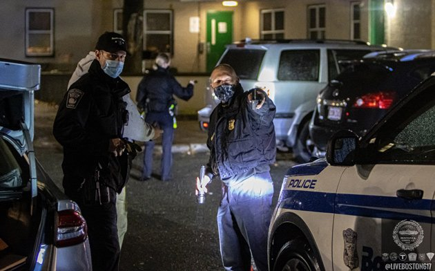 Police investigate gunfire in South Boston