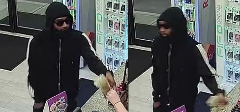 Wanted for Readville gas-station holdup