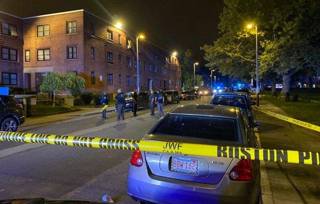 Westview crime scene