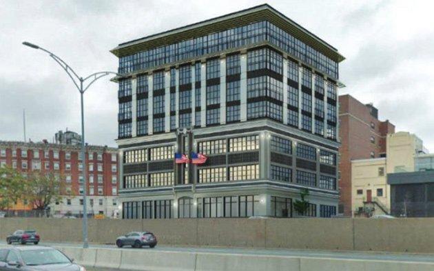 601 Newbury Street proposed rendering