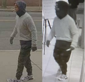 Wanted for Somerville bank robbery